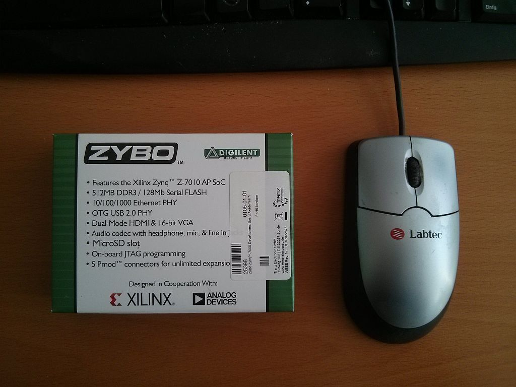 ZYBO package back